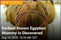 Earliest Mummy 'Recipe' Found