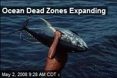 Ocean Dead Zones Expanding