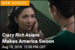 Crazy Rich Asians Makes America Swoon