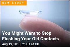 You Might Want to Stop Flushing Your Old Contacts