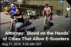 E-Scooter Injuries Now a Daily Problem at Hospitals