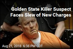 Golden State Killer Suspect Faces Slew of New Charges