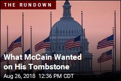 'Nation in Tears' Over McCain