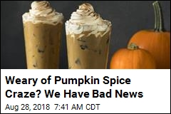 A Drink Made for the Fall Now Encroaches on Summer