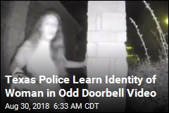 Texas Police Learn Identity of Woman in Odd Doorbell Video