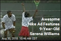 Awesome Nike Ad Features 9-Year-Old Serena Williams