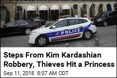 Saudi Princess: Paris Thieves Stole $925K of My Jewels
