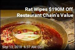Rat Wipes $190M Off Restaurant Chain's Value