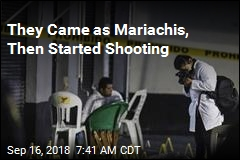'Mariachis' Gun Down 5 in Mexico City