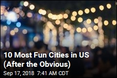 10 Most Fun Cities in US (After the Obvious)