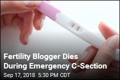 Fertility Blogger Dies During Emergency C-Section