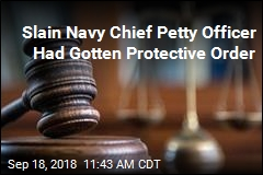 Slain Navy Officer Had Just Received Protective Order