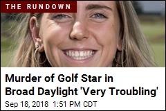 Suspect in Iowa State Golf Murder Spoke of Evil Urges