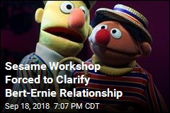 Sesame Workshop Makes Statement on Bert-Ernie Relationship