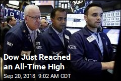 Stock Market Reaches Record Highs