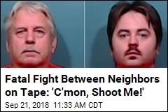 Fatal Fight Between Neighbors Began Over an Old Mattress