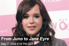 From Juno to Jane Eyre