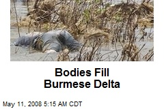 Bodies Fill Burmese Delta
