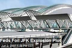 Feds Foil JFK Explosion Plot