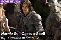 Narnia Still Casts a Spell