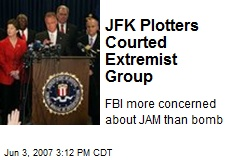 JFK Plotters Courted Extremist Group