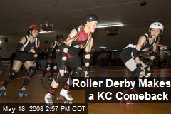 Roller Derby Makes a KC Comeback
