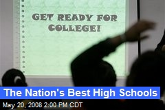 The Nation's Best High Schools
