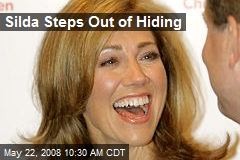 Silda Steps Out of Hiding