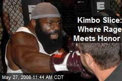 Kimbo Slice: Where Rage Meets Honor