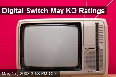 Digital Switch May KO Ratings
