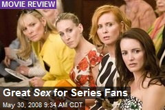 Great Sex for Series Fans