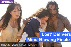 'Lost' Delivers Mind-Blowing Finale