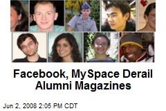 Facebook, MySpace Derail Alumni Magazines