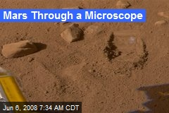 Mars Through a Microscope