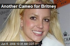 Another Cameo for Britney