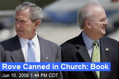 Rove Canned in Church: Book