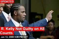 R. Kelly Not Guilty on All Counts