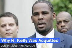 Why R. Kelly Was Acquitted