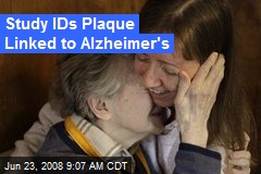Study IDs Plaque Linked to Alzheimer's