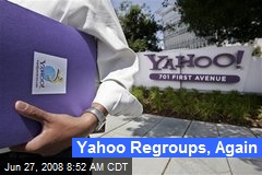 Yahoo Regroups, Again