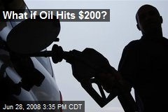 What if Oil Hits $200?