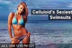 Celluloid's Sexiest Swimsuits