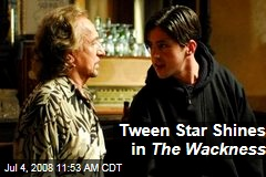 Tween Star Shines in The Wackness