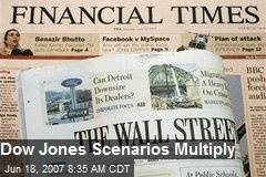 Dow Jones Scenarios Multiply