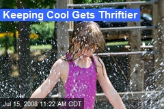 Keeping Cool Gets Thriftier