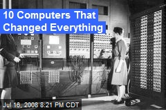 10 Computers That Changed Everything