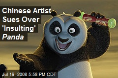 Chinese Artist Sues Over 'Insulting' Panda