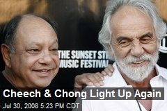 Cheech & Chong Light Up Again