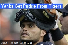 Yanks Get Pudge From Tigers