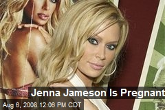Jenna Jameson Is Pregnant